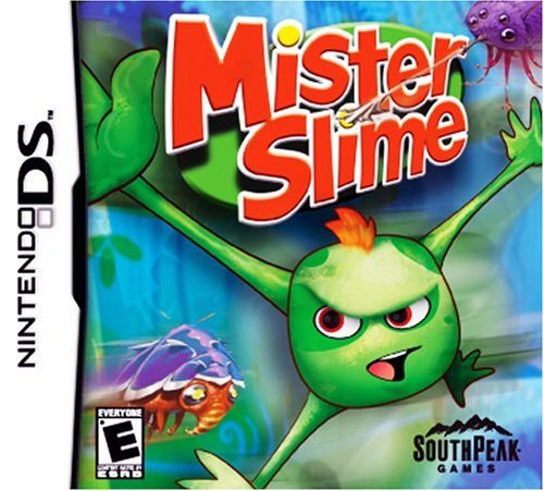 Mister Slime - Nintendo DS - 1