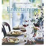 Williams-Sonoma Entertaining: Inspired menus for cooking with family and friends ~ Stephen Siegelman