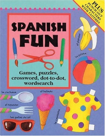Spanish Fun (English and Spanish Edition)