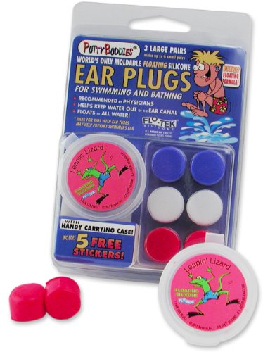 how to use putty ear plugs