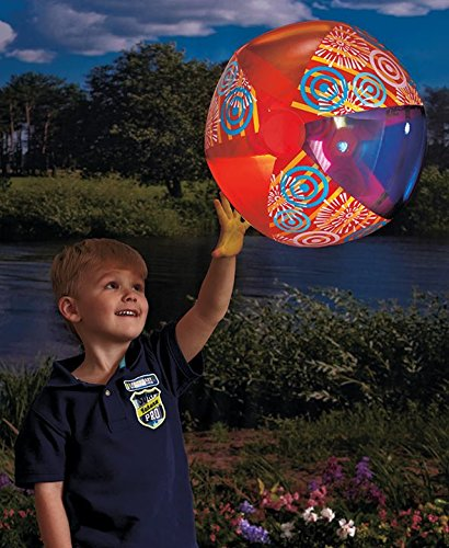 Banzai Set of 2 Flashing LED Beach Balls (Snoopy Soap Dispenser compare prices)