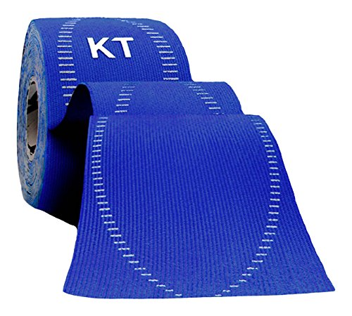 KT TAPE PRO Synthetic Elastic Kinesiology 20 Pre Cut Strips Therapeutic Tape,...