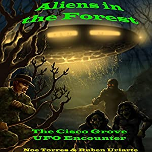 Aliens in the Forest Audiobook