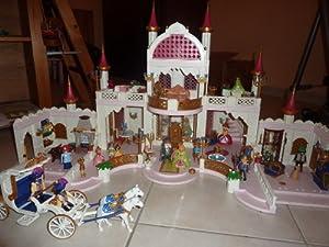 Liste divers de m lanie l playmobil princesse jack for Chateau princesse playmobil 5142