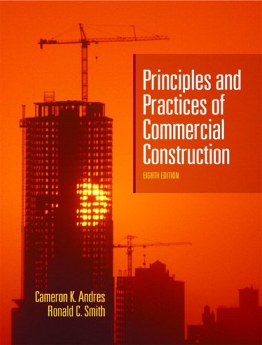Principles and Practices of Commercial Construction (8th...