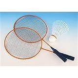 Jugueteriaonline 7635625440172 - Conjunto raquetas badminton