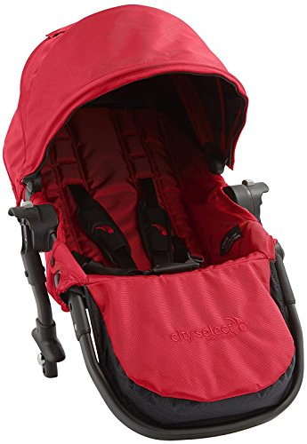 Baby-Jogger-City-Select-Second-Seat-Kit-Red