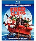 NEW Vaughn/giamatti/higgins - Fred Claus (Blu-ray)