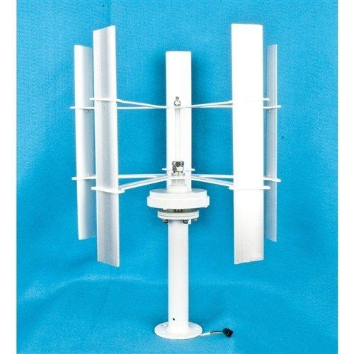 Aleko® Wgv75 50W Nom 75W Max 24V Vertical Wind Turbine Wind Generator