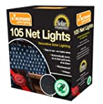 Kingfisher - 105 Garden Net Lights -...