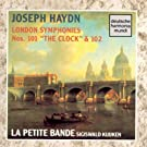 Haydn: London Symphonies Nos. 101 & 102