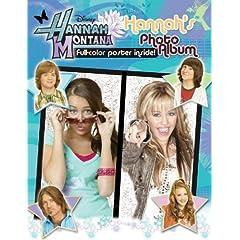 Hannah Montana Photo Poster Book (Hannah Montana) (Hannah Montana)