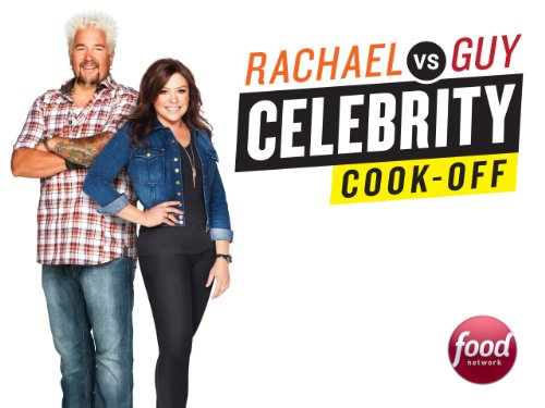 Rachael vs. Guy: Celebrity Cook-Off Cast and Characters ...