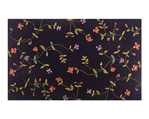 The Rug Market Hyde Park Floral Area Rug  Size 5.3'x8.3'