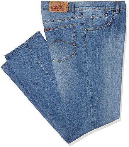 CARRERA 5 Tasche Modello 700, Vita Regolare, Gamba Regolare, Jeans Uomo, 501 Super Stone Washed, 54 IT (38W/34L)