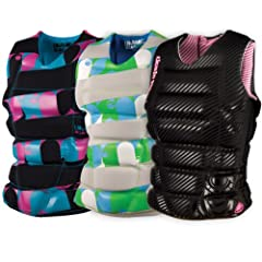 Buy Liquid Force: Melody Comp Vest-Color: Melissa, Size: XS by Liquid Force