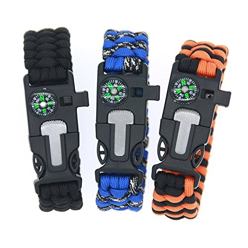 3bears-outdoor-survival-paracord-bracelet-with-compass-fire-starter-and-emergency-whistleblack-blueo