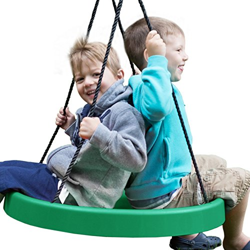 Lowest Prices! Super Spinner Swing (Green)