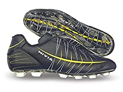 Nivia Premier Cleats Football Shoes, Men's