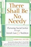 img - for There Shall Be No Needy: Pursuing Social Justice Through Jewish Law & Tradition book / textbook / text book