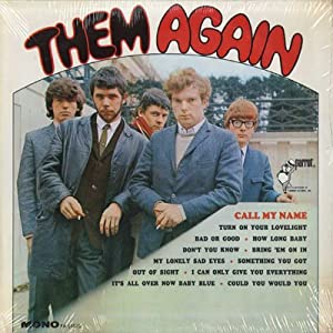 Angry young Them & Them again / Vinyl record [Vinyl-LP]