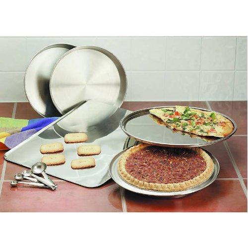 Maxam® 9-Piece Stainless Bakeware Set