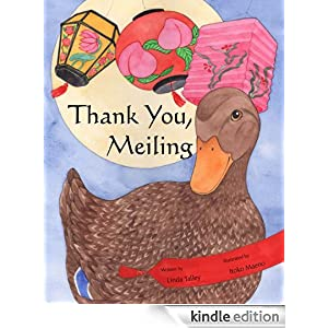 THANK YOU, MEILING Family Love, Rules and Courtesy Children's Picture Book (Fully Illustrated Version)