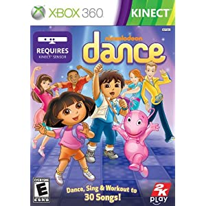 Nickelodeon Dance $19.99