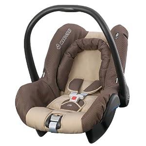 Maxi-Cosi 68802176 - CITI SPS DESERT Kinderautositz Gruppe 0+ (bis 13 kg), ab der Geburt bis ca. 12 Monate
