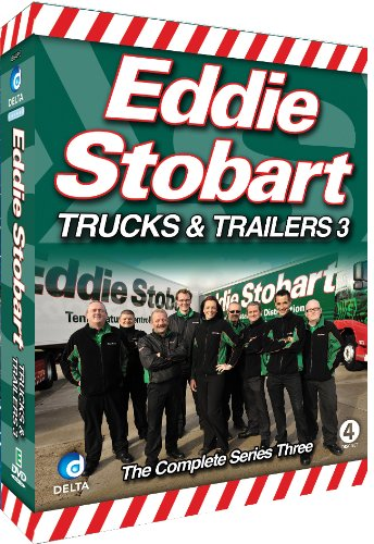Eddie Stobart Trucks And Trailers - Series 3 [DVD]