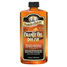 Parker & Bailey Orange Oil, 16 oz.