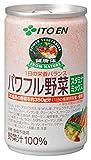 伊藤園 パワフル野菜 缶160g 30本入