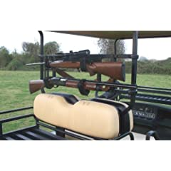 Custom Cart Gun Rack Universal Fit ~ Great Day CCPR700 by Great Day