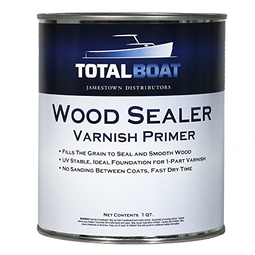 TotalBoat Wood Sealer (Wood Sanding Sealer compare prices)