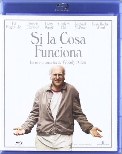 Si La Cosa Funciona [Blu-ray]