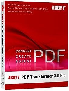 PDF Transformer 3 Pro (PC DVD)