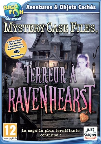 Just for Games: Mystery Case files: Terreur à Ravenhearst - French only - Standard Edition