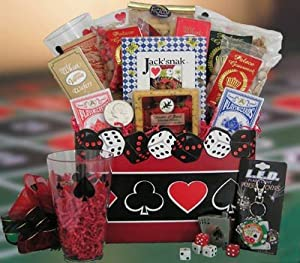 Poker themed gift ideas