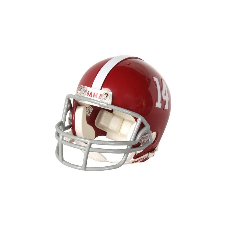 NCAA Riddell Alabama Crimson Tide Mini Helmet