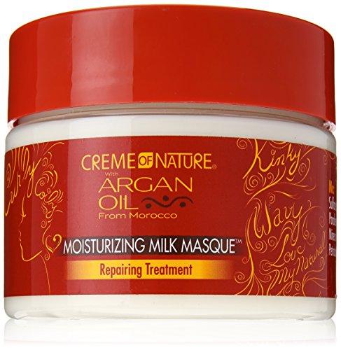 Creme Of Nature Moisturizing Milk Masque Review