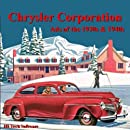 Chrysler Ads of the 1930's and 1940's