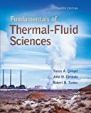 img - for Fundamentals of Thermal-Fluid Sciences with Student Resource DVD book / textbook / text book
