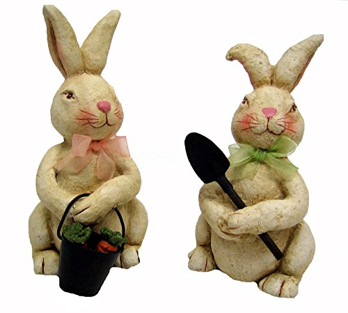 Craft Outlet Papier Mache Bunnies