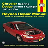 img - for Chrysler Sebring, Dodge Stratus & Avenger 1995 thru 2006 (Haynes Repair Manual) book / textbook / text book