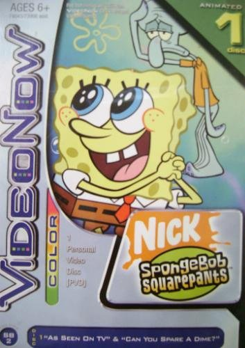 Videonow Color Spongebob Squarepants - 1