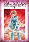 Hayao Miyazaki Nausicaa of the Valley of the Wind volume 6