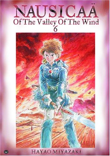 風の谷のナウシカ コミック6巻(英語版)