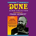 The Dune Audio Collection (       ABRIDGED) by Frank Herbert Narrated by Frank Herbert