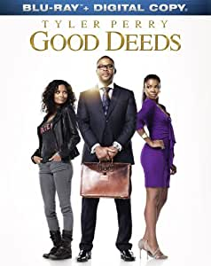 Tyler Perry's Good Deeds [Blu-ray + Digital Copy]