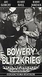 Bowery Blitzkrieg [VHS]